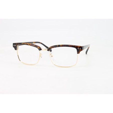 f018173be48 Ebe Reading Glasses Mens Womens Tortoise Horn Rimmed Trendy Anti Glare grade  ckbhs9158 - Walmart.com