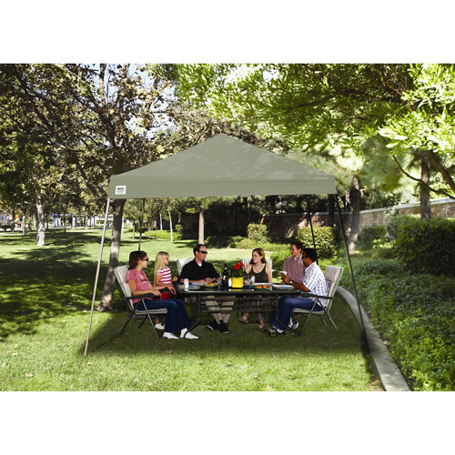 QuikShade 12' x 12' Angled Leg Instant Canopy
