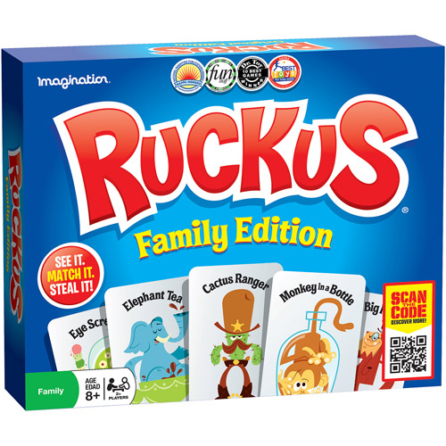 Ruckus Family Edition Game
