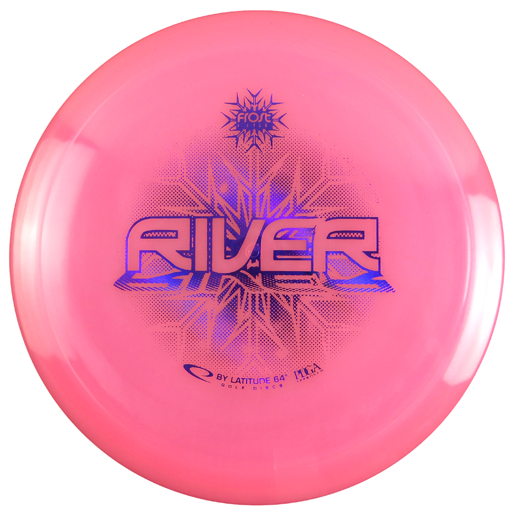 Latitude 64 Frost River 160-164g Fairway Driver Golf Disc [Colors may vary] - 160-164g