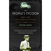 The People's Tycoon - eBook