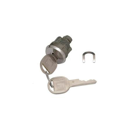 - Eckler's Premier  Products 33-150257 - Camaro Rear Side Storage Compartment Or Gas Door Lock