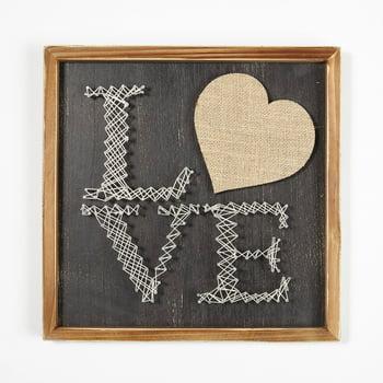 Better Homes & Gardens Love Wood Hanging Wall Art, 1 Each