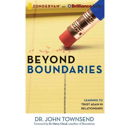 Beyond Boundaries: Learning to Trust Again in Relationships: Library Edition