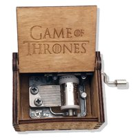 Product Image New Game Of Thrones Wooden Music Box Custom Gift For Boyfriend Brother