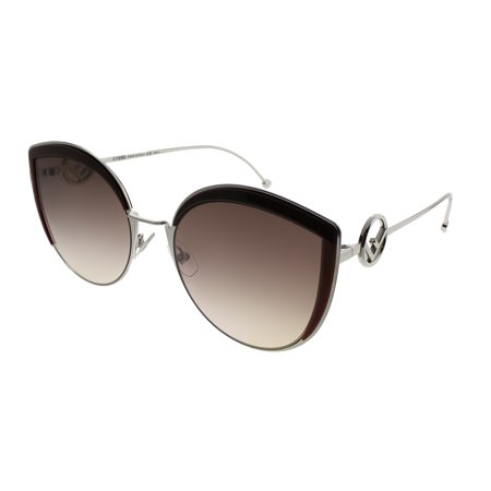 Fendi F is Fendi FF 0290 LHF Womens Cat-Eye Sunglasses