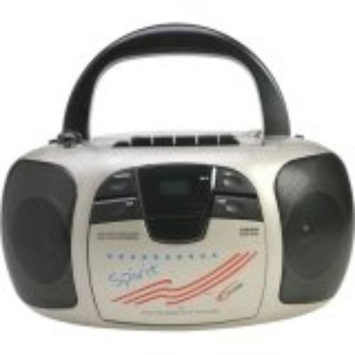 Victory Multimedia Califone Spirit Multimedia Player/recorder By Ergoguys - Lcd - Cd-da - 108mhz, 1710mhz (1776_25)