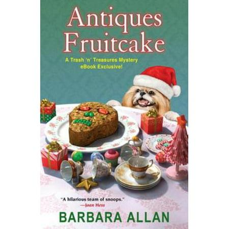 Holiday Fruitcake - Antiques Fruitcake - eBook