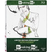 Breaking Bad: Season 3 (Blu-ray) by