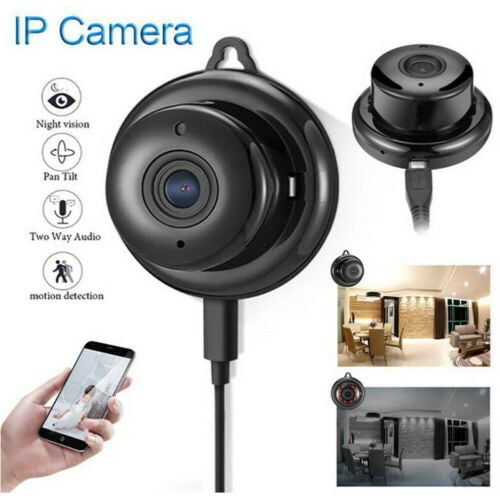 Wireless WIFI Mini IP Camera HD 1080P Home Smart Night Vision Security Camera