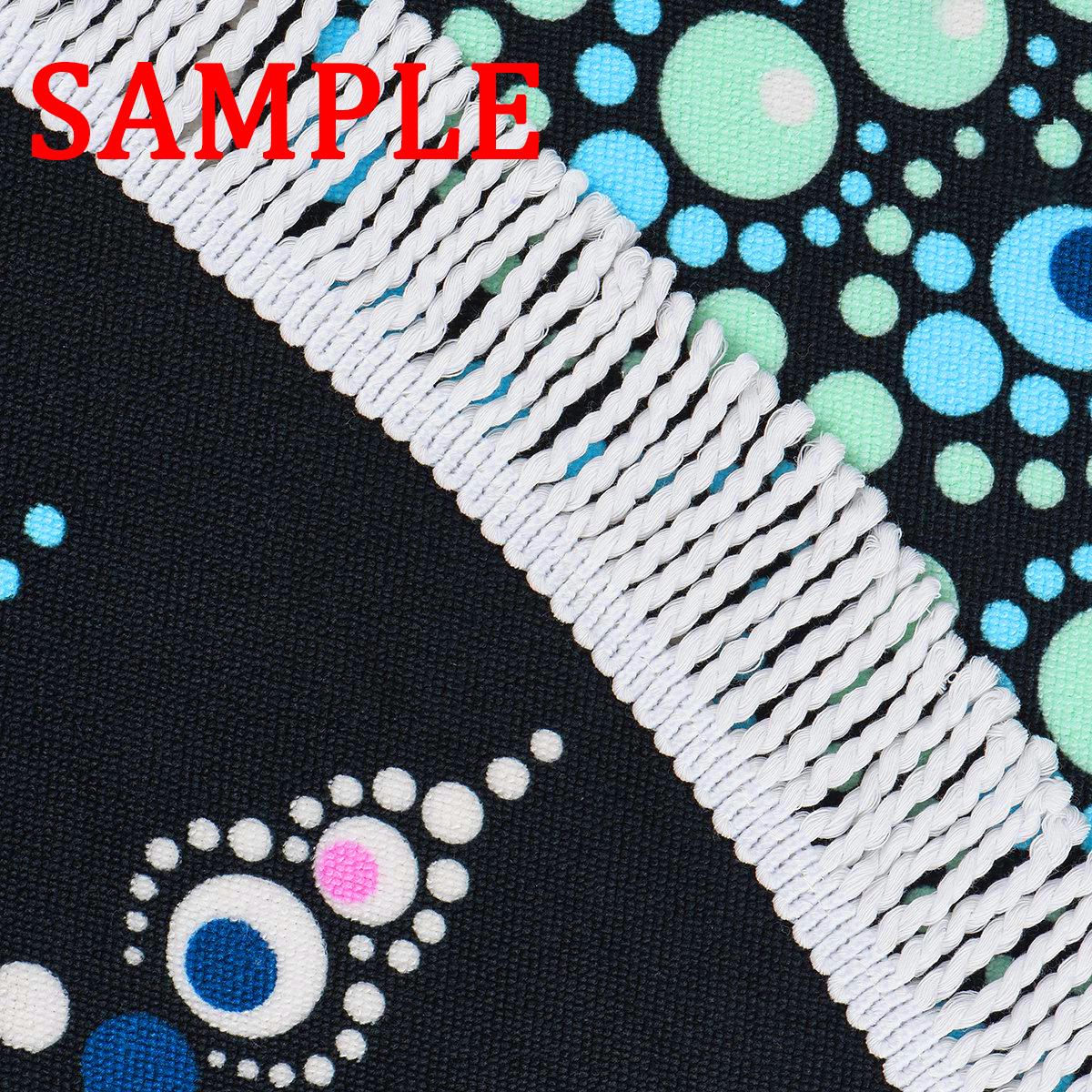 GCKG Octopus Beach Towel,Blue Octopus Round Beach Blanket with Tassels Yoga Mat Picnic Blanket - image 1 of 3