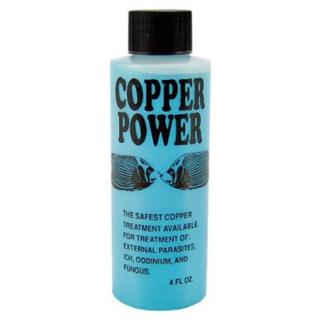 Copper Power Marine Copper Treatment - 4 oz