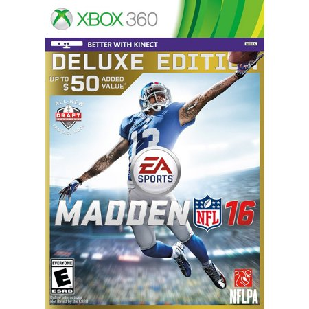 Madden NFL 16 Deluxe Edition (Xbox 360)