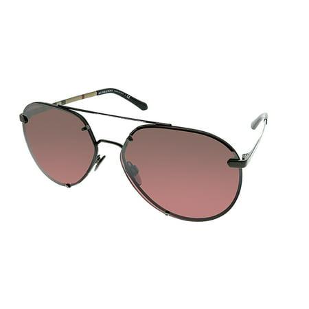 Burberry 3099 Sunglasses (Burberry Gunmetal Sunglasses)