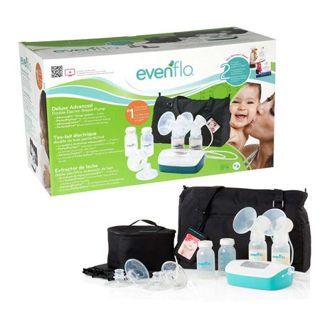 Deluxe advanced double electric breast pump part no. 5164112
