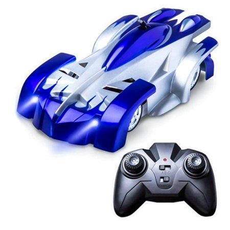USB Rechargeable Anti Gravity RC Wall Climber Car Toy 360°Rotating Stunt Wall Climbing Racing Car Toys for Kids Gift