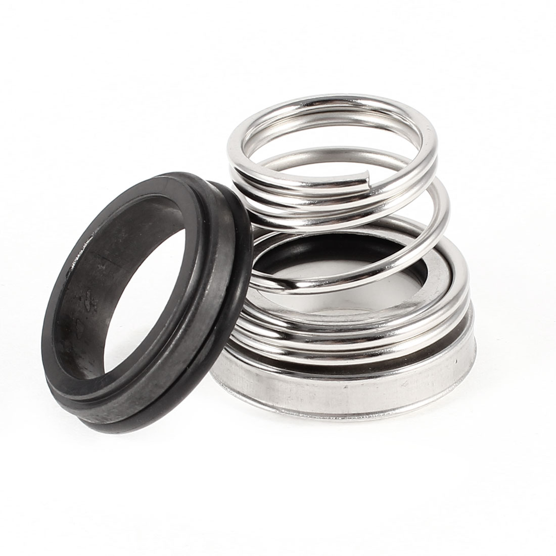0.9 Inch Inner Dia Spring Loaded Water Pump Mechanical Shaft Seal Replacement
