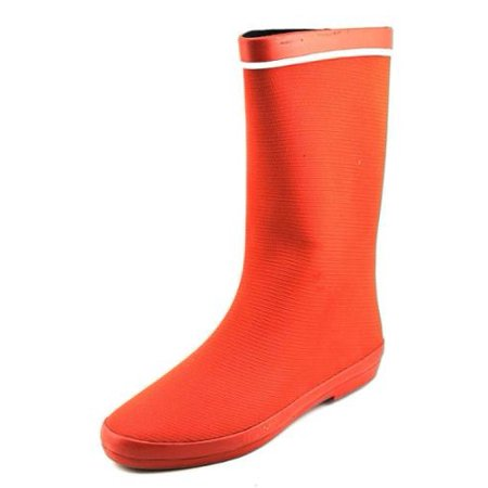 Kamik Kathy Women  Round Toe Synthetic Red Rain Boot