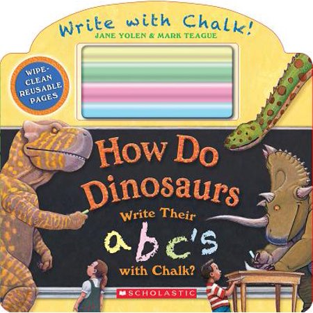 How Do Dinosaurs Write Their ABCs with C (Board Book) - How Long Do Glow Sticks Last