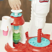 Play Doh Kitchen Creations Ultimate Swirl Ice Cream Maker Food Set