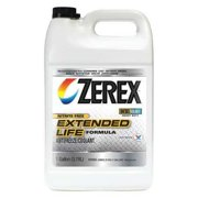 ZEREX 846439 Antifreeze Coolant,1 gal.,50/50 G3964637