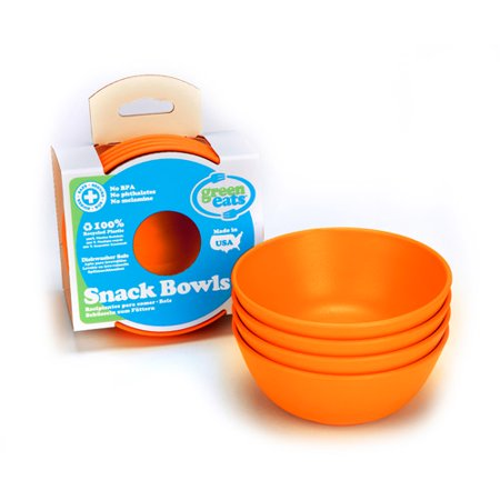 Green Eats Baby Utensil And Snack Bowls Bowls & Plates Feeding