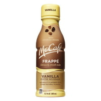 McCafe Vanilla Coffee Beverage, 13.7 Fl. Oz.