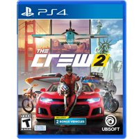 The Crew 2, Ubisoft, PlayStation 4, REFURBISHED/PREOWNED
