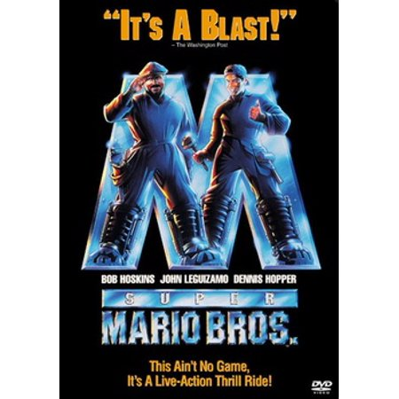 Super Cool Movie - Super Mario Bros. (DVD)