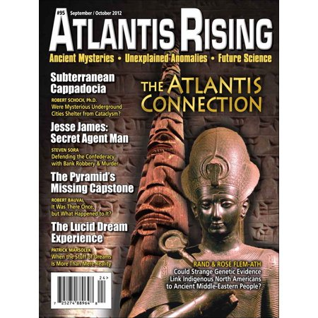 Atlantis Rising Magazine - 95 September/October 2012 - eBook