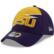 LSU Tigers New Era Bolt 39THIRTY Flex Hat - Purple