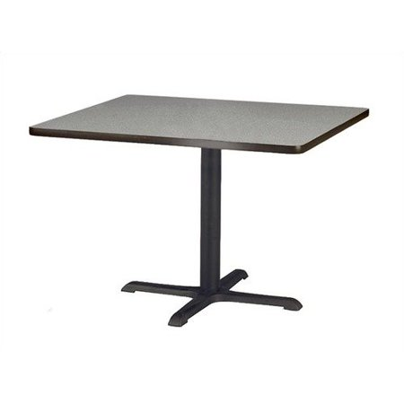 Virco Cross Shaped Cast Iron Table Base Series