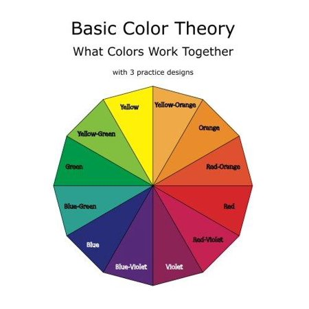 Basic Color Theory What Colors Work Together