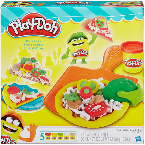 Play-Doh Pizza Party Food Set