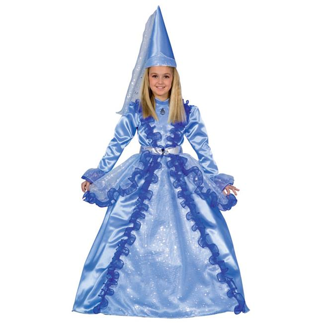 Dress Up America 562-T4 Blue Fairy - Toddler 4