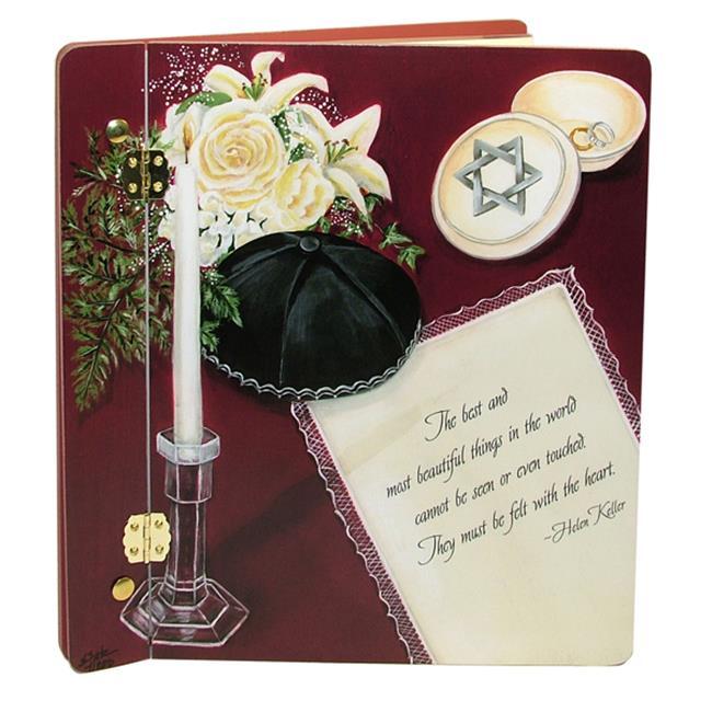 Lexington Studios 12-Album:12028 Jewish Wedding Large Album by Lexington Studios
