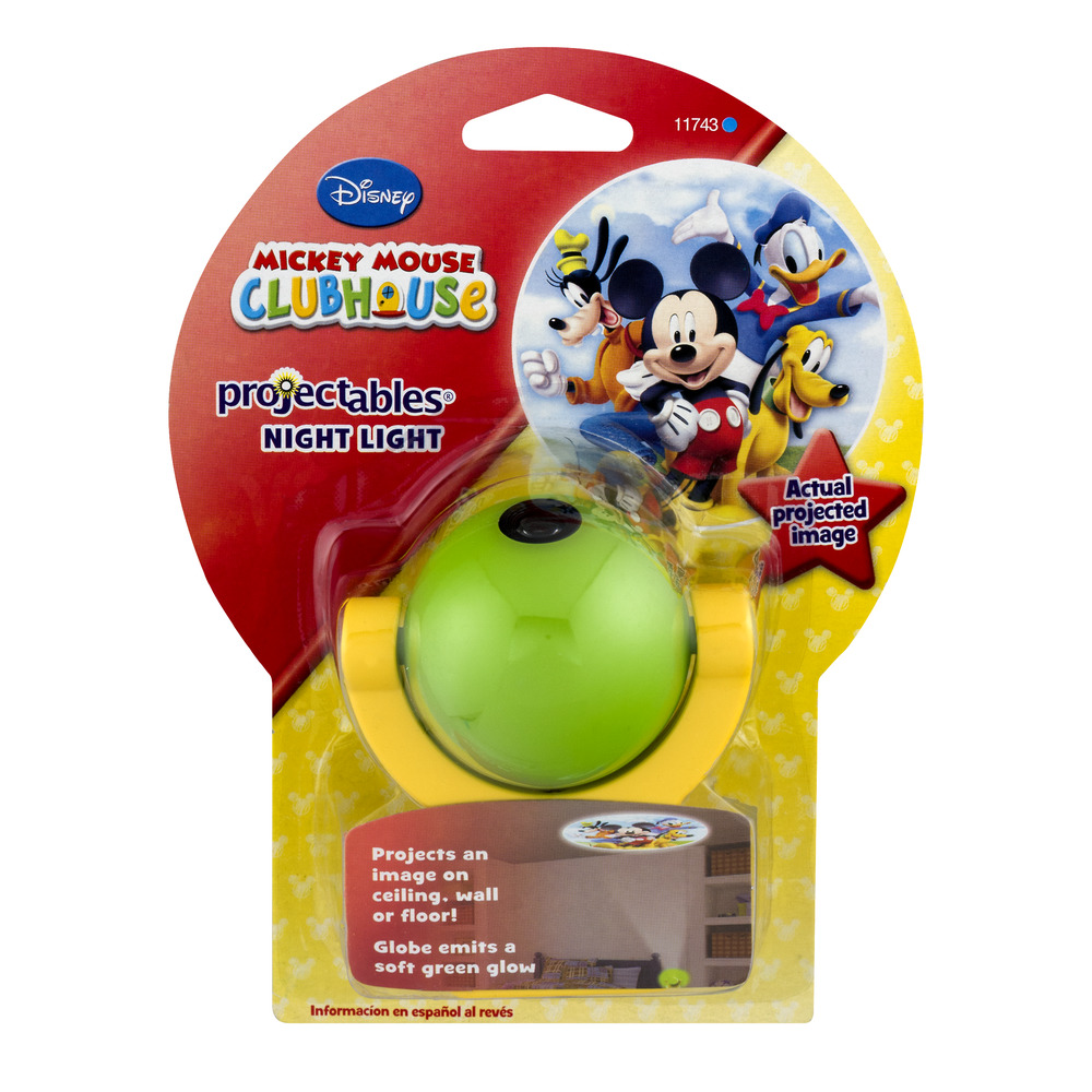 GE Disney Projectables Night Light, 1.0 CT by Jasco Products Company