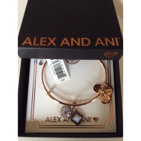 Alex and Ani Life Rose Gold Bangle Shiny Rose Gold Mens White Gold Bangle