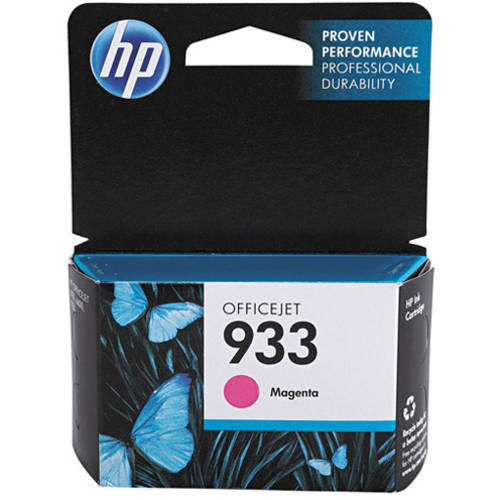 HP 933 Magenta Original Ink Cartridge (CN059AN)