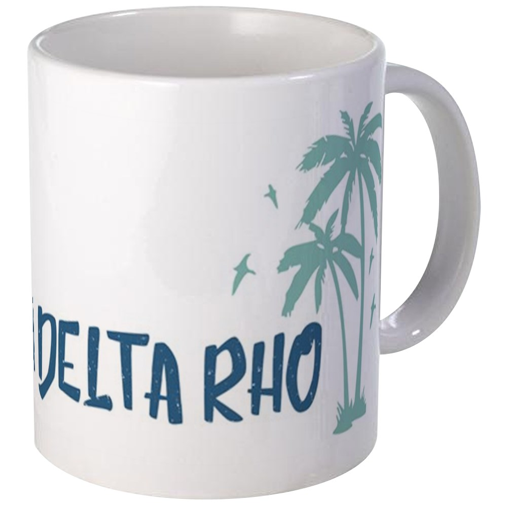 CafePress - KDR Palm Trees - Unique Coffee Mug, Coffee Cup CafePress