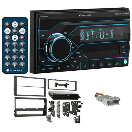 Pontiac Vibe Aftermarket (Digital Media Bluetooth Receiver w/ USB/AUX+Remote For 2003-08 Pontiac Vibe )