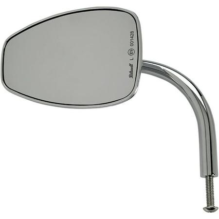 Biltwell Teardrop Perch Mount Utility Mirror Chrome (6504-400-531)
