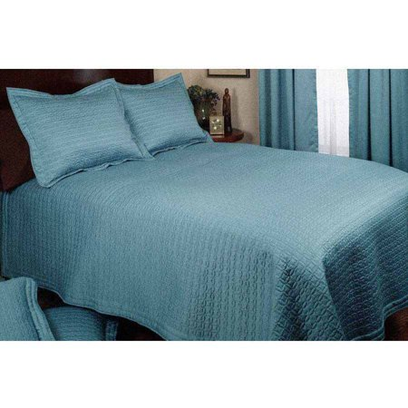 Ancient Coin Polyester Sateen Quilt and Sham