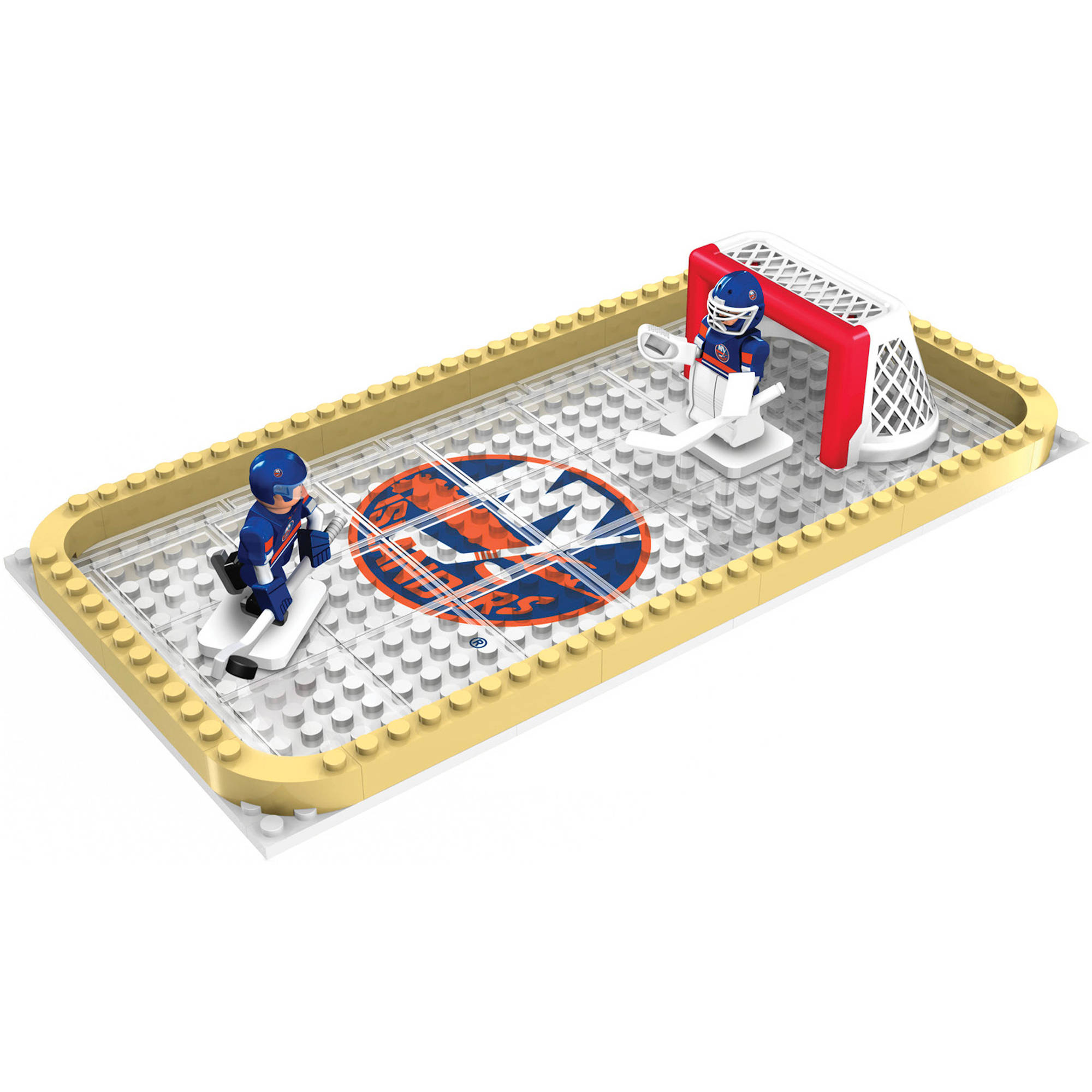 OYO Sports NHL 100-Piece Backyard Rink Set, New Jersey Devils