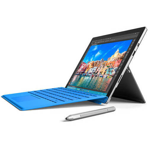 "Microsoft Surface Pro 4 12.3"" Tablet 4GB / 128GB Intel Core m3 Windows 10 Pro"