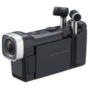 Zoom Q4n Studio Quality Handy Video Audio Recorder 3M HD Camera for Musicians