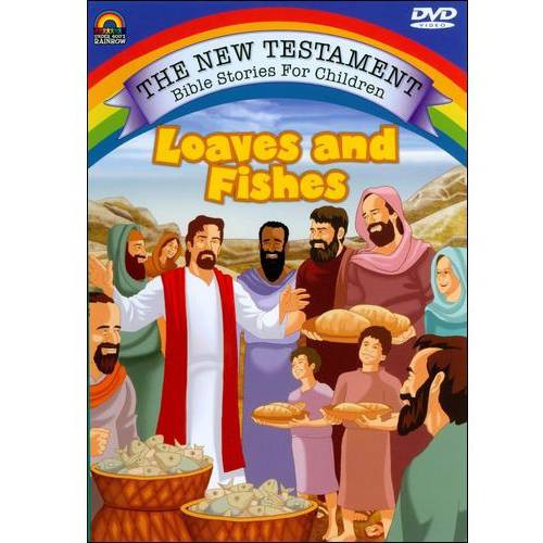 Image of New Testament Bible Stories For Children: Loaves And Fishes