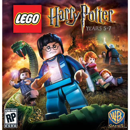 LEGO Harry Potter: Years 5-7 (PC) (Email Delivery)
