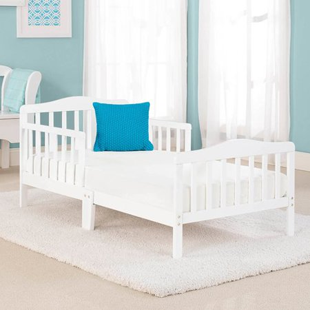 Big Shrimpy Original Bed (Toddler Bed White)