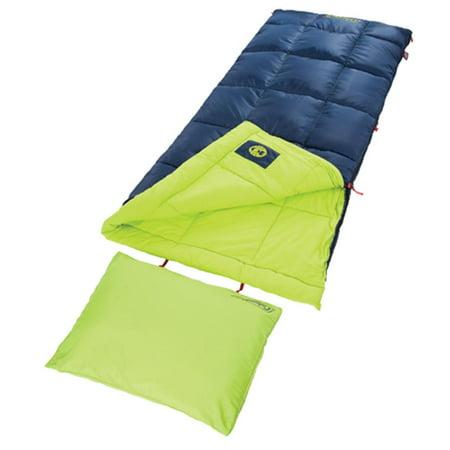 High Peak Mummy Sleeping Bag (Coleman Heaton Peak 40 Rectangular Sleeping)